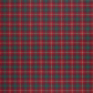 Doncaster Tartan Evening Red