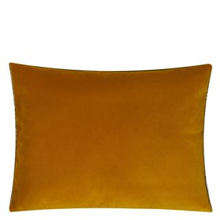 Cassia Saffron Cushion