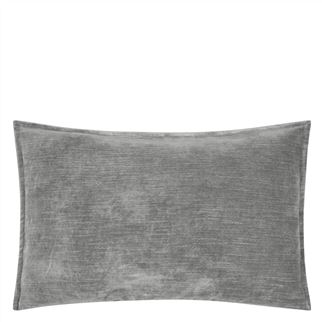 Rivoli Silver Decorative Pillow