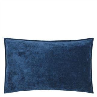 Rivoli Indigo Cushion
