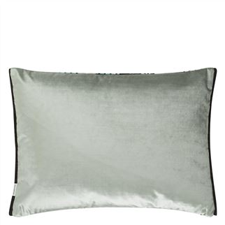 Chandigarh Aqua Cushion - Reverse