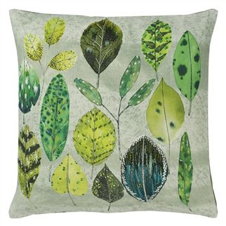 Tulsi Eau De Nil Cushion
