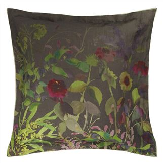 Indian Sunflower Graphite European Sham