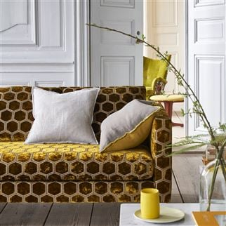 Manipur Moss Fabric | Designers Guild