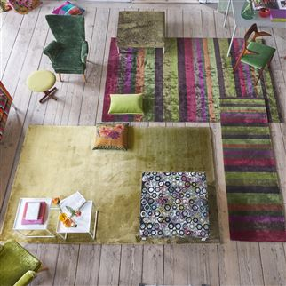 Tanchoi Berry Runner | Designers Guild