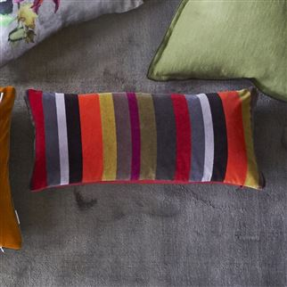 Lambusa Pimento Decorative Pillow | Designers Guild