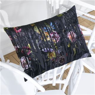 Babylonia Nights Soft Crepuscule Decorative Pillow | Christian Lacroix