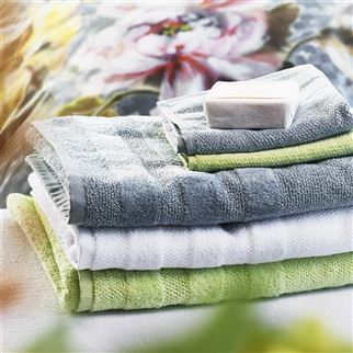 Coniston Alabaster Towels | Designers Guild