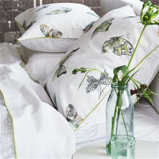 Papillons Birch Bed Linen