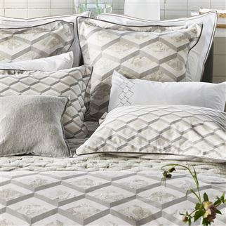 Jourdain Birch Bedding | Designers Guild