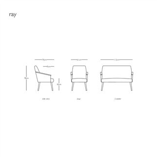 Ray Chair  | Designers Guild