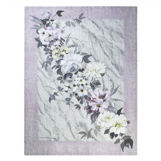 Carrara Fiore Grande Cameo Throw