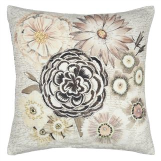 Millefiori Cameo Decorative Pillow