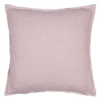 Coussin Brera Lino Pale Rose