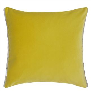 Varese Leaf Cushion - Reverse