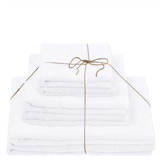 Thirlmere Bianco Towels Set