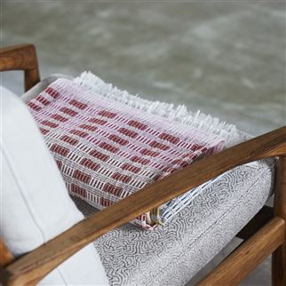 Longhena Blossom Throw | Designers Guild
