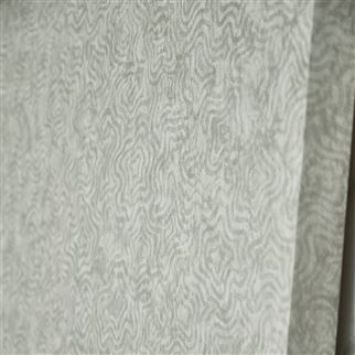 Fresco Pewter Wallpaper | Designers Guild