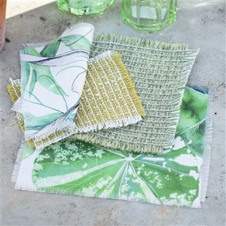 Pompano Outdoor Grass Stoff | Designers Guild
