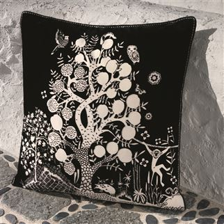 Clairiere Primevere Decorative Pillow | Christian Lacroix