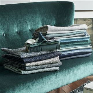 Opera Ocean Fabric | Designers Guild Essentials