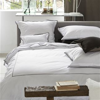 Astor Espresso & Birch Bed Linen