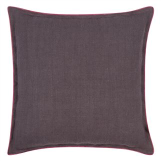 Brera Lino Cassis Cushion
