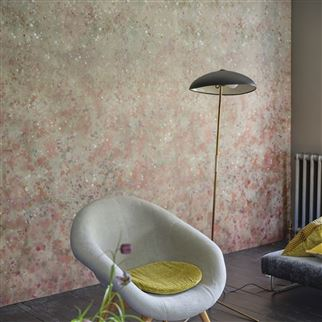 Shino Copper Wallpaper | Designers Guild