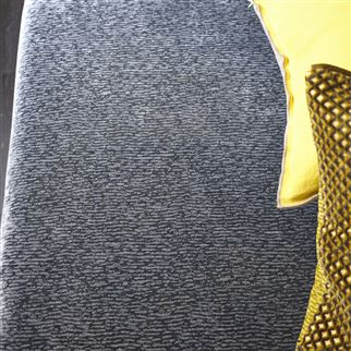 Bourlet Graphite Fabric | Designers Guild