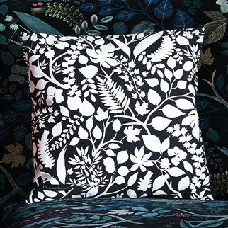 Dame Nature Printemps Decorative Pillow | Christian Lacroix
