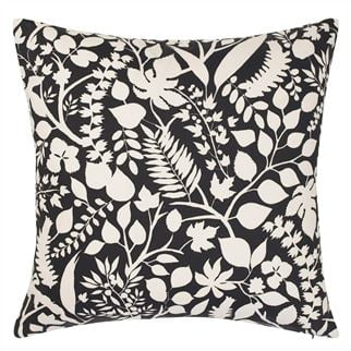 Dame Nature Printemps Cushion - Reverse