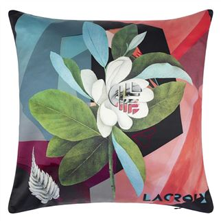 Cubic Orchid Multicolore Decorative Pillow