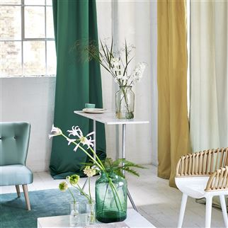 Tiber Pear Fabric | Designers Guild Essentials