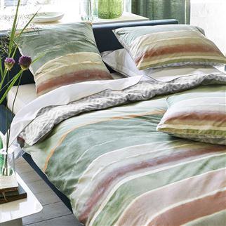 Vallauris Stone Bed Linen
