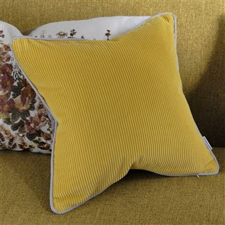 Corda Primrose Decorative Pillow | Designers Guild