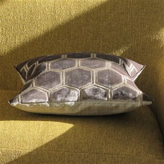 Coussin Manipur Amethyst  | Designers Guild