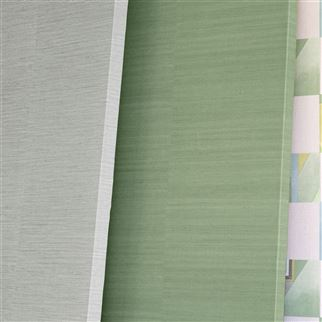 Chinon Fawn Wallpaper | Designers Guild