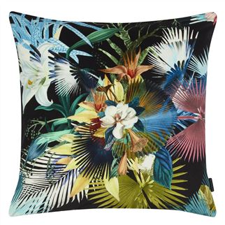 Oiseau De Bengale Marais Decorative Pillow