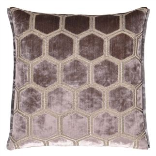 Manipur Amethyst Decorative Pillow