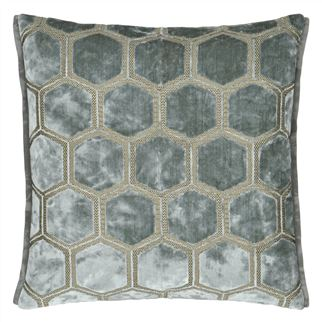 Manipur Silver Cushion