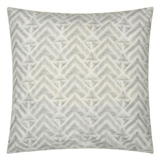 Vallauris Stone European Pillowcase - Reverse