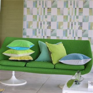 Corda Apple Cushion | Designers Guild