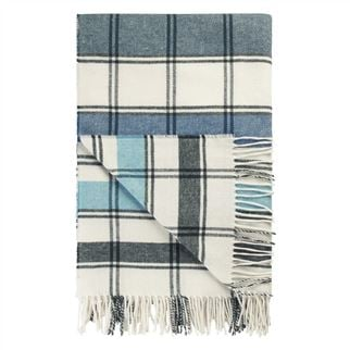 Bayswater Teal Throw