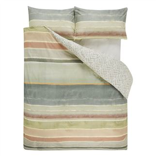 Vallauris Stone Single Duvet Cover