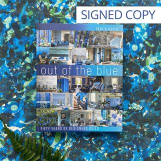 """Out Of The Blue"" By Tricia Guild 