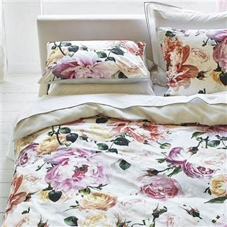 Ritournelle Peony Bed Linen