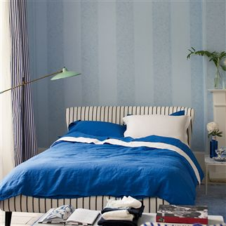 kalpana - porcelain wallpaper | Designers Guild