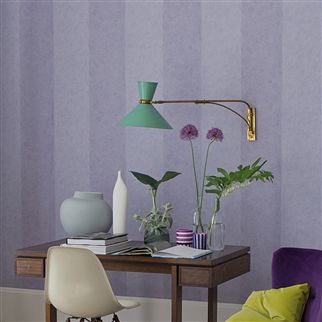 kalpana - duck egg wallpaper | Designers Guild