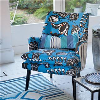 coconut grove - acacia fabric | Designers Guild Unlimited