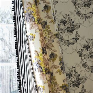 rosamund - heather fabric | Designers Guild